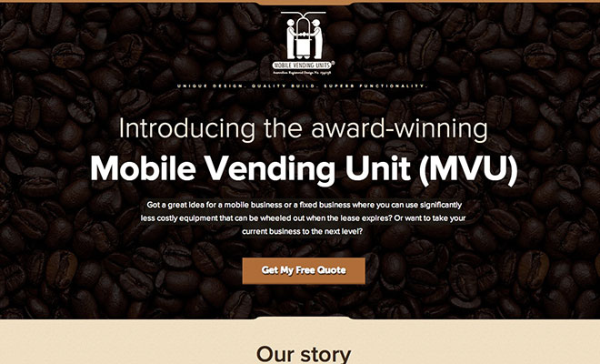 Mobile Vending Units