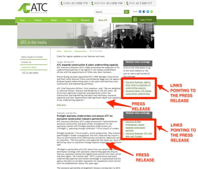 ATC - Ego bait Example of link building tactics - Image 14