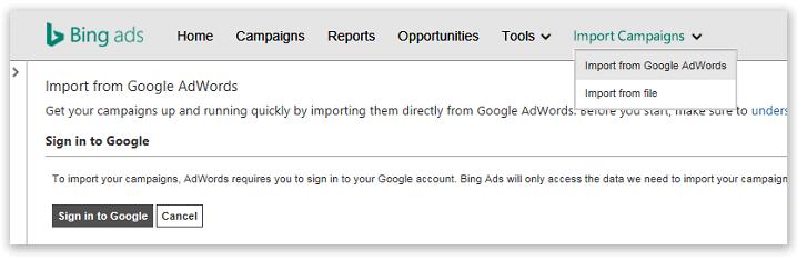Bing Ads 2