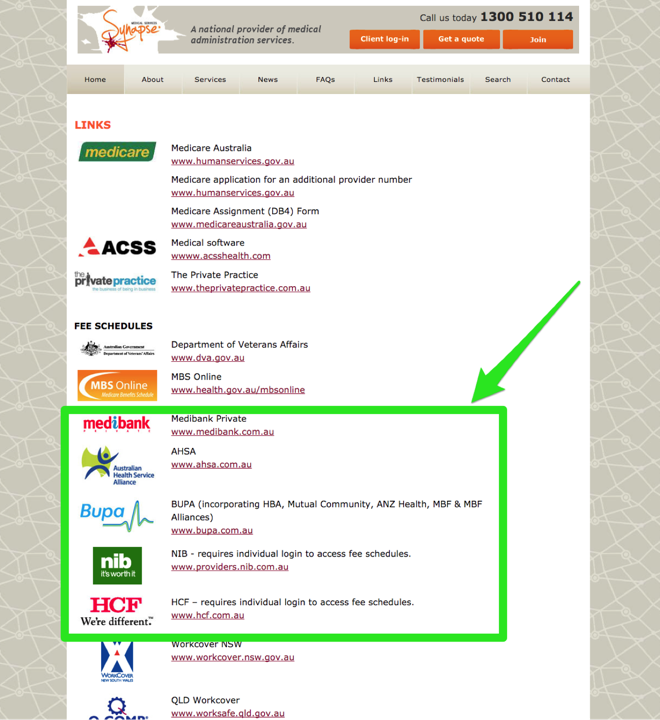 Resource List Example of link building tactics - Image 23