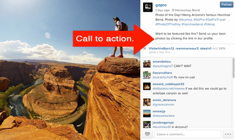 add text to your location for Instagram Engagement