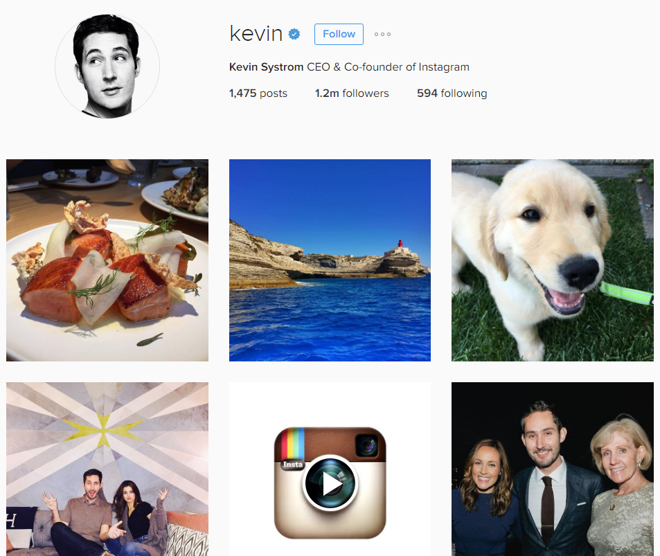 follow famous people for Instagram Engagement