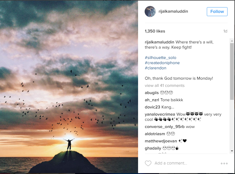 go with the crowd for Instagram Engagement
