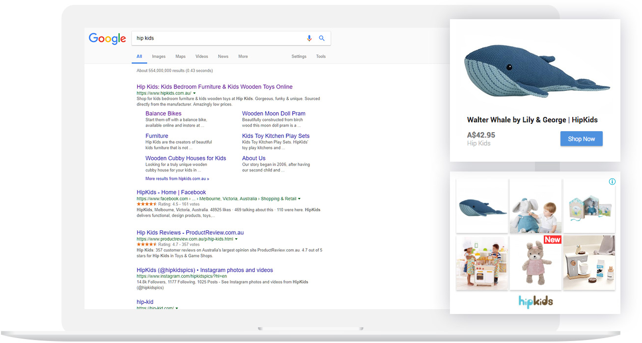 hipkids search results