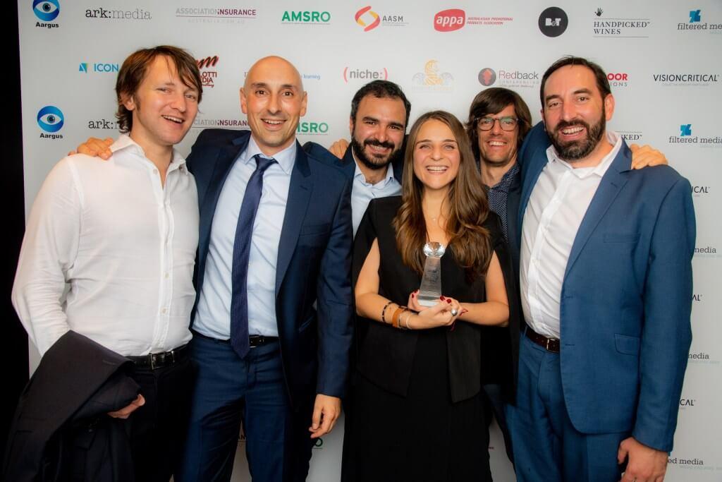 Web Profits Wins AMI Marketing Excellence Award